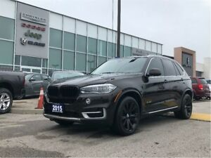 2015 BMW X5 xDrive35d-A.W.D.-DIESEL-ACCIDENT FREE!!