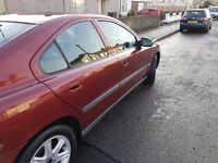 Volvo s60 2002!!! 2.4 diesel MOT TO 10/2017...CHEAP CHEAP..