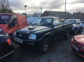 Mitsubishi L200 4x4 Pick up