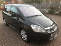 Vauxhall Zafira Elite Cdti 1.9 Diesel Automatic 11 Months MOT Genuine Low Mileage