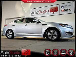 2012 Kia Optima Hybrid **CAMERA RECUL**FINANCEMENT 100%**MAGS**