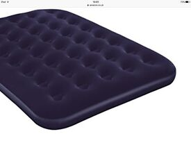 Index Inflatable air bed single with pump