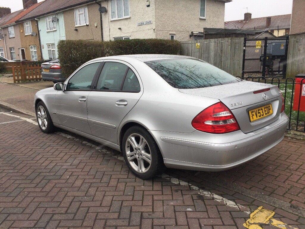 All Types 2003 benz e320 : Mercedes-Benz E320 CDI AUTOMATIC 2003 ! | in Dagenham, London ...