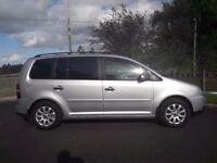 Volkswagan S TDI. Silver in colour . Great going car , mot until sept 2018 .