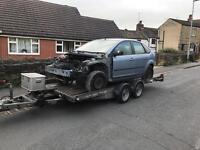 Scrap cars wanted £100 plus 07794523511