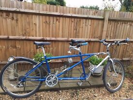 Tandem Bike - Phillips Duo