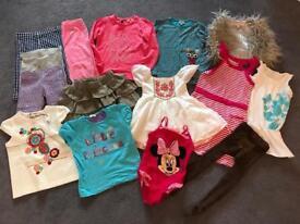 Girls Bundle Age 4-5