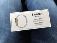 Apple watch 38mm series 1 brand new sealed