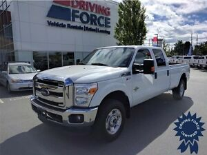 2015 Ford Super Duty F-350 SRW XLT, PowerStroke Diesel, 31874 KM