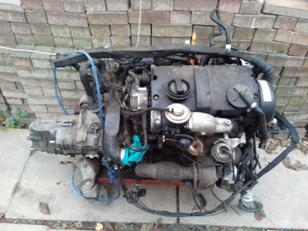 Pleasing Vw Passat Engine 1 9 Pd Awx Audi A4 Engine With Full Wiring Loom Wiring 101 Orsalhahutechinfo