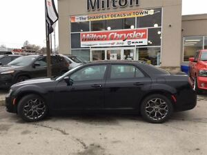 2016 Chrysler 300 S AWD|8.4