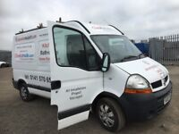 Renault master mwb high top breaking diesel