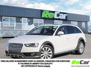 2015 Audi A4 allroad 2.0T Komfort AWD | REDUCED | HEATED LEAT...