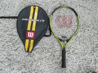 Tennis racket. 23 inch for kids
