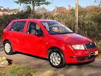 SKODA FABIA 1.2 CLASSIC 5dr + FSH (14 Stamps) + WARRANTY + ONLY 2 OWNERS