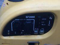 Generator 2KW Super silent unused