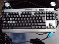 Corsair Vengeance K65 Compact Performance Mechanical Gaming Keyboard