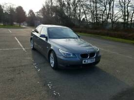 BMW e60 525d in immaculate condition, full MOT, diesel