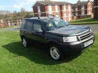2003 Land Rover freelander td4 auto diesel £895
