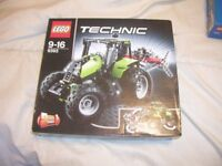 lego technic set number 9393 new