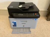 Samsung 4-in-1 laser printer/scanner/fax/copy