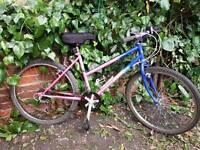 Marlboro ladies mountain bike