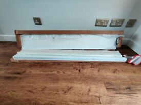 Blackout Roman blinds - brand new and unused
