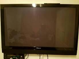 50 inch pioneer tv