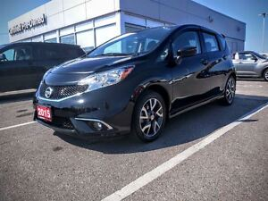 2015 Nissan Versa Note 1.6 SR  1.9% Financing Available