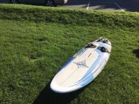 Jp 125l Funride windsurf Board