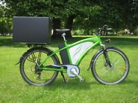 ELECTRIC CYCLE COURIER