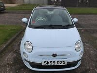 SALE!! Fiat 500 Lounge, Brand New Clutch and Suspension!!
