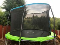 12ft Trampoline (Sports Power)