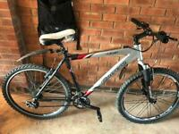 Carrera Vulcan 20inch Mountain Bike