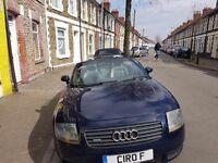 Audi tt coupe 1.8 2002 petrol convertible