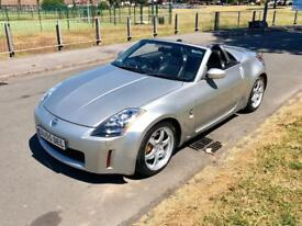 2006 55 Nissan 350z Roadster GT 3.5v6 6spd manual FSH MOT !!!! Px !!!