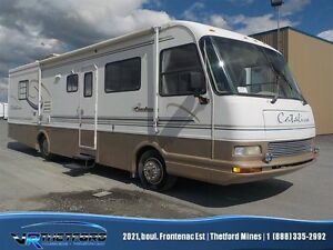 2000 Coachmen Catalina MBS334