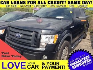 2010 Ford F-150 FX4 * 4WD * PWR SEATS * 5PASS