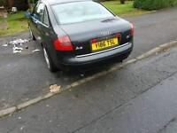 Audi a6 2001 tdi quattro for sale