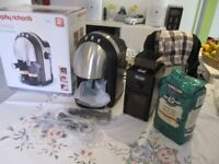 Morphy Richards 172004 Accents Espresso Coffe ALL INC