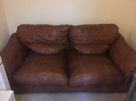 2 seater sofa,chair and a ottoman foot stool