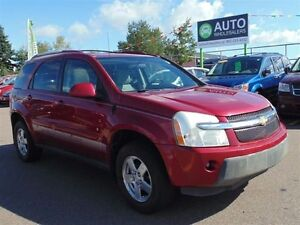 2006 Chevrolet Equinox LT THIS WHOLESALE SUV WILL BE SOLD AS-TRA