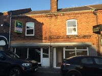 SHOP TO LET PLANNING PERMISSION FOR HOT FOOD TAKE AWAY: SUTTON, ST HELENS: REF: G8769