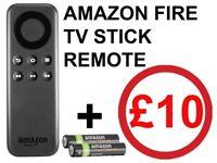 Amazon Fire Tv Remote + Batteries - Excellent Condition !!!