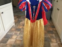 Snow White outfit aged 7/8