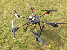 Tarot 680 pro carbon hexacopter drone