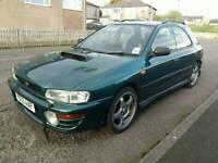 1997 Subaru Impreza WRX Wagon Estate 2.0 Turbo Import Swaps