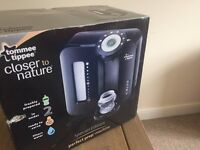 Tommee Tippee Closer to Nature Perfect Prep Machine black (Special Edition)