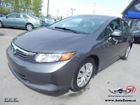 2012 Honda Civic Sdn LX  **LIQUIDATION**