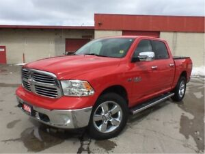 2014 Ram 1500 SLT**BIG HORN**8.4 TOUCHSCREEN**CREW CAB**